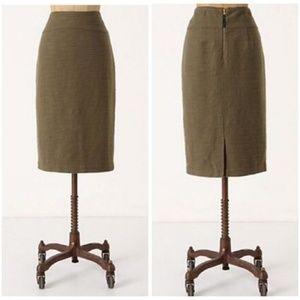 [Anthropologie] Moulinette Soeurs Pencil Skirt